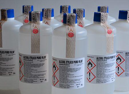 L'importanza dell'alcol etilico e i suoi utilizzi